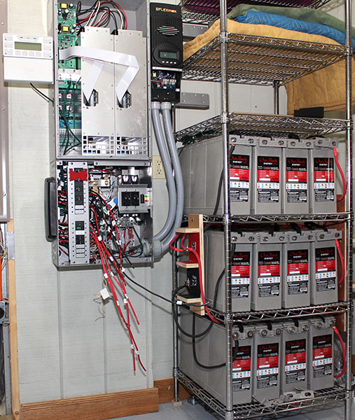 project solar power international wiring diagrams august 23, 2012 dc wiring